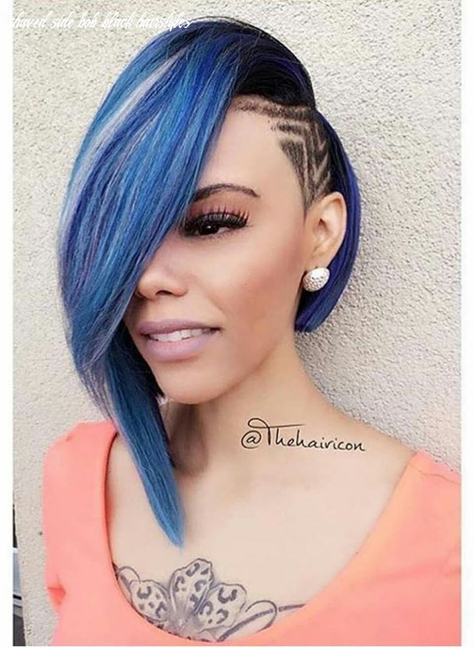 Pin by elizabeth alva on beautiful trendy hairstyles | shaved side