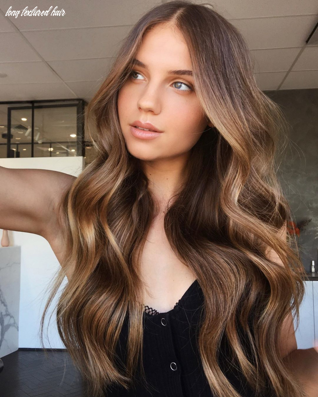 Pin by styles rant on long hairstyles | long textured hair