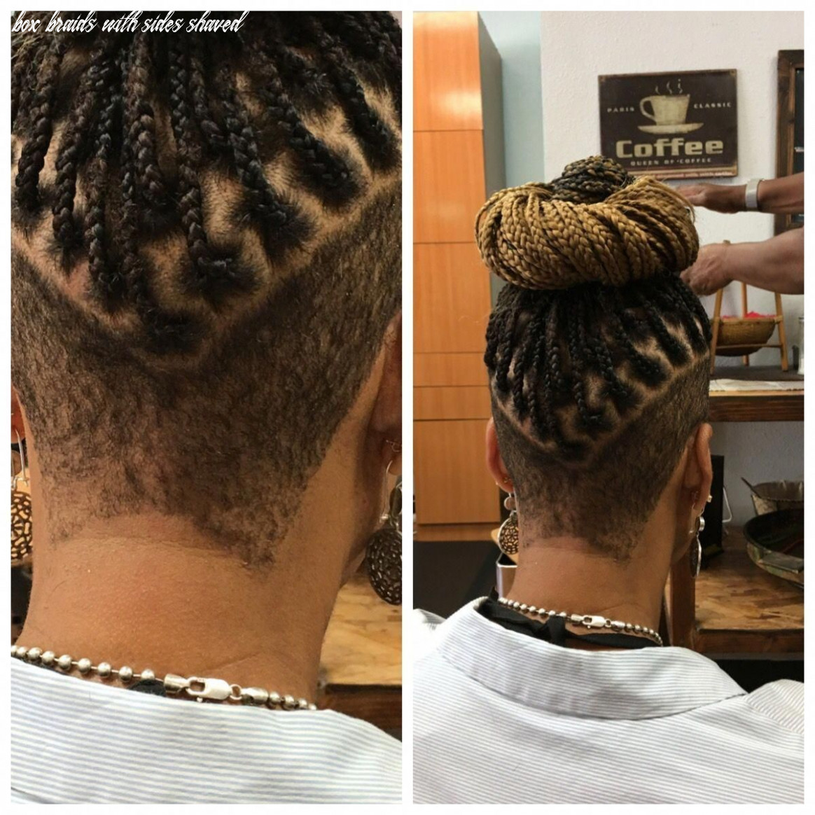 Pin by Tip12 on Braids with shaved sides in 12   Braids with ...