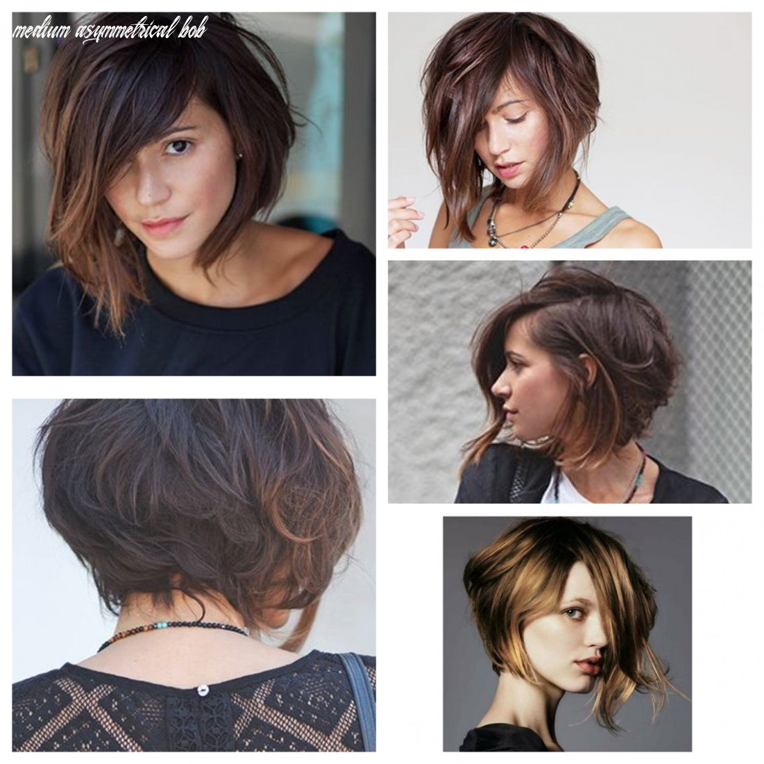 Pin em beauty and health medium asymmetrical bob