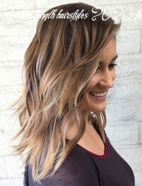 Pin on 11 hairstyles shoulder length hairstyles 2020 female