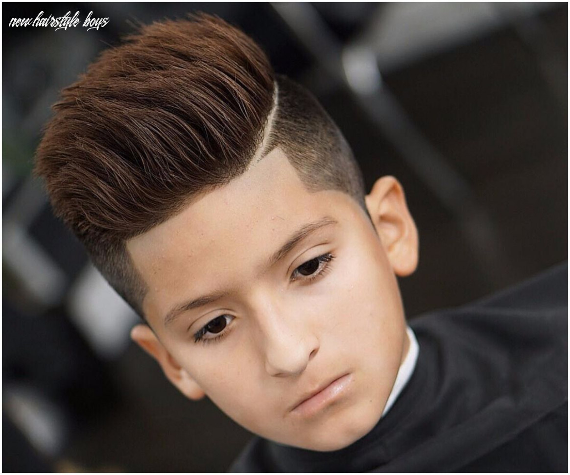 Pin on boys haircuts new hairstyle boys