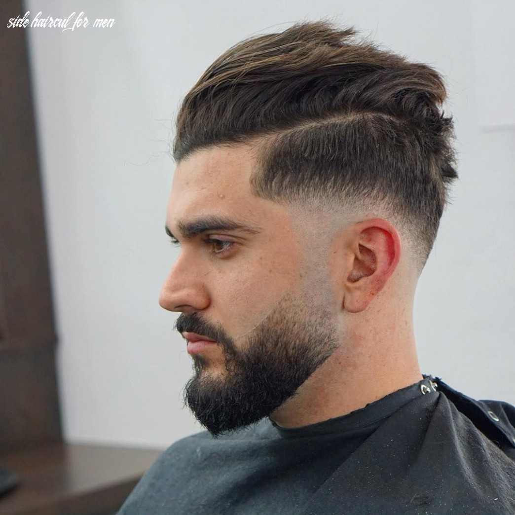 Pin on fade haircuts side haircut for men