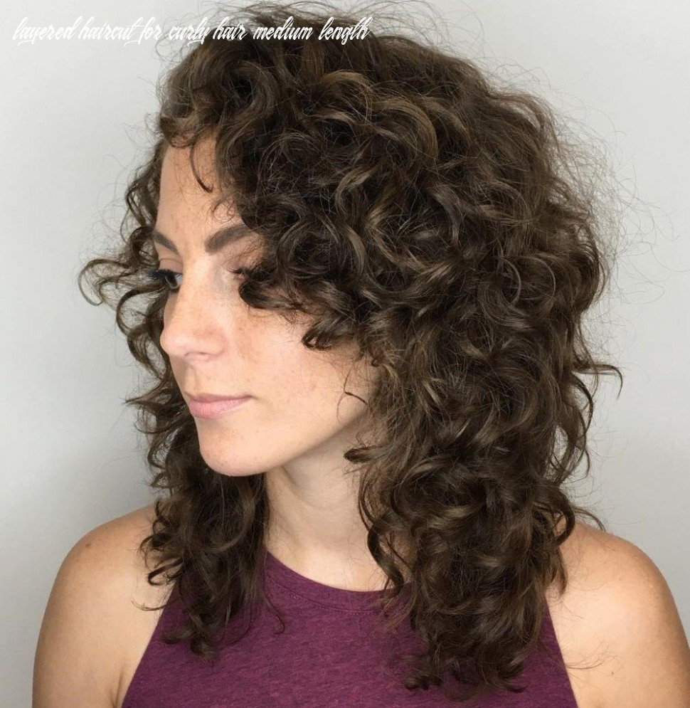 Pin on for me layered haircut for curly hair medium length