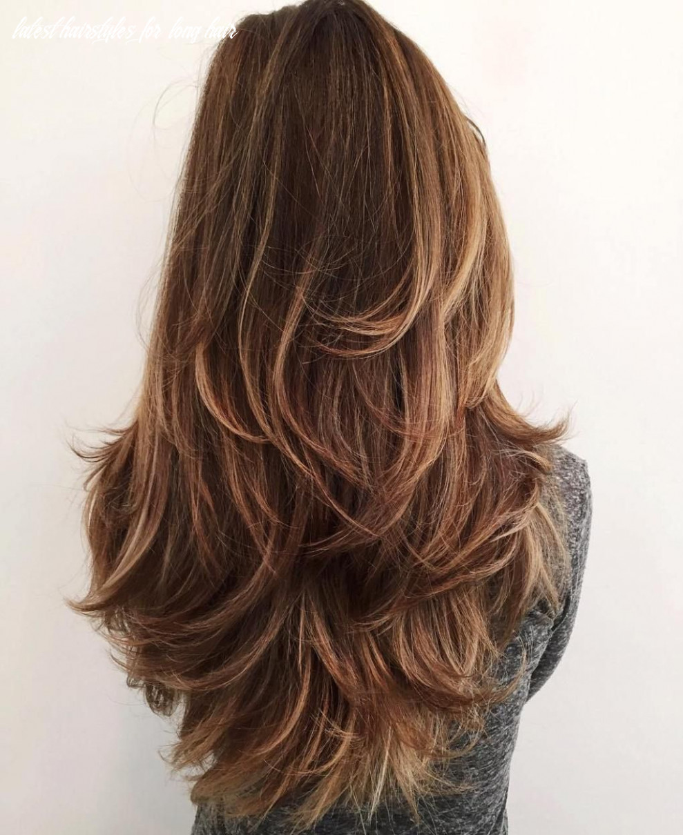 Pin on hair & wellness latest hairstyles for long hair