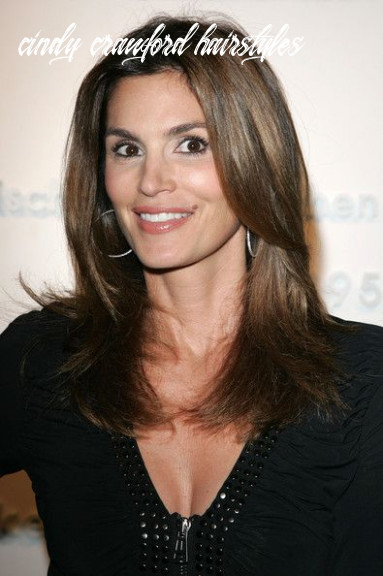Pin on hair cindy crawford hairstyles
