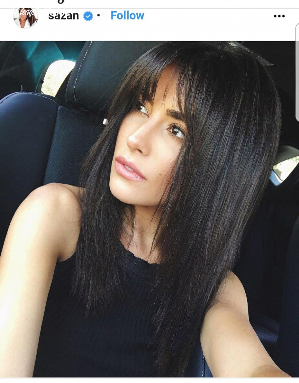 Pin on hair color, cuts and tutorials mid length black hair