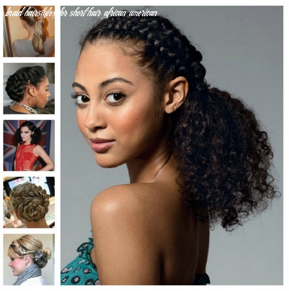 Pin on hair curly braid hairstyles for short hair african american