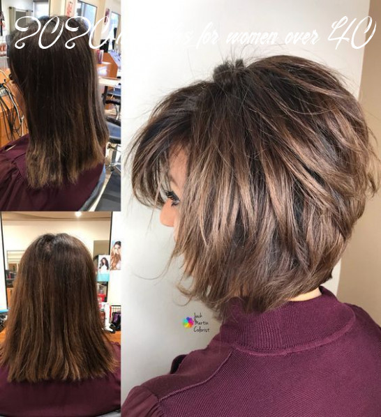 Pin on hair cut and hilites 2020 hairstyles for women over 40