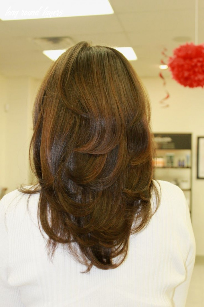 Pin on hair cuts:long round layers long round layers