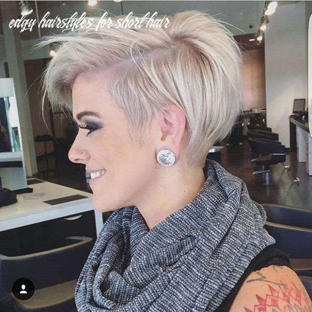 Pin on hair flair! edgy hairstyles for short hair