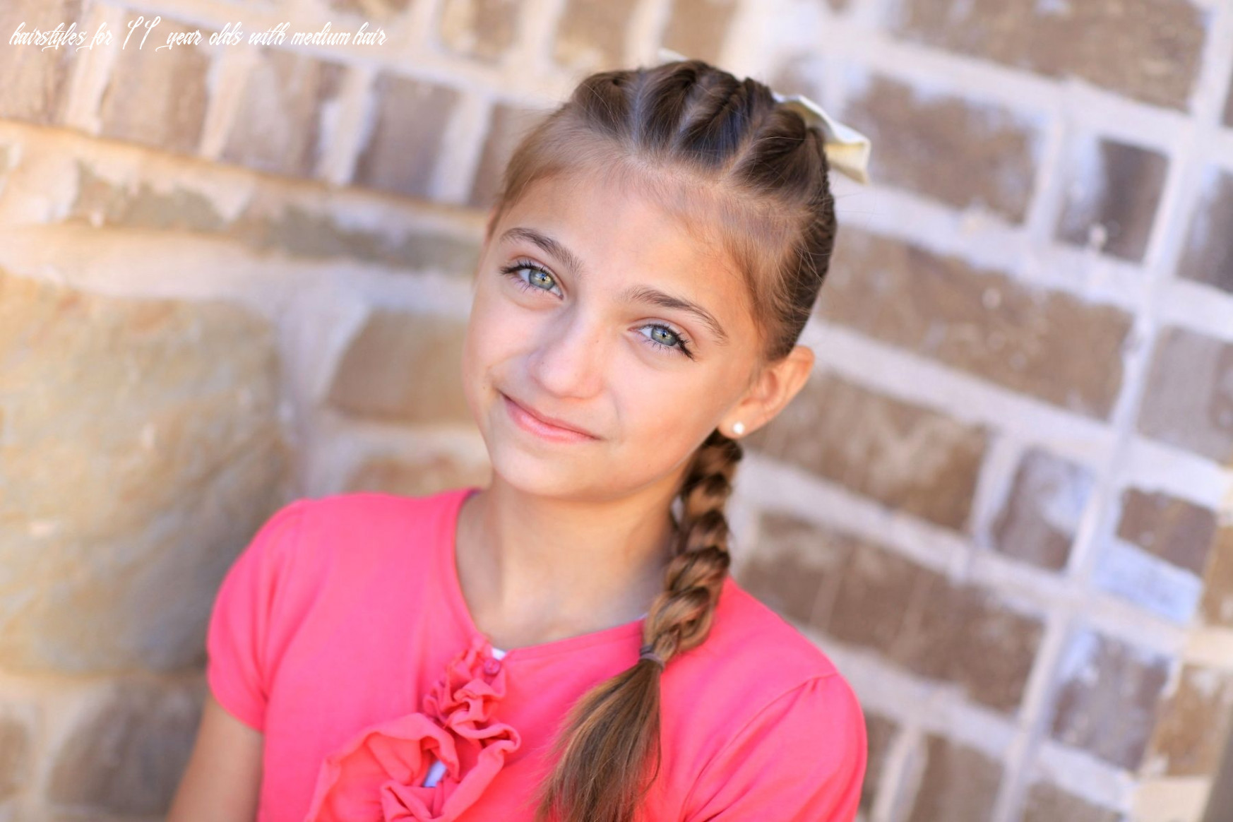 Pin on hair hairstyles for 11 year olds with medium hair