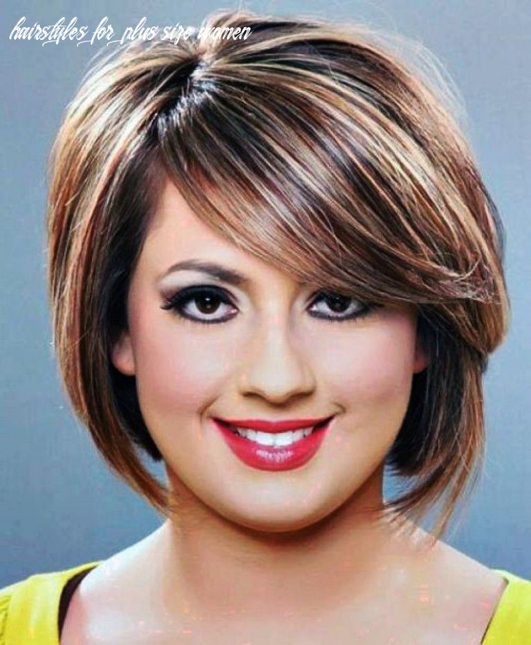 Pin on hair hairstyles for plus size women
