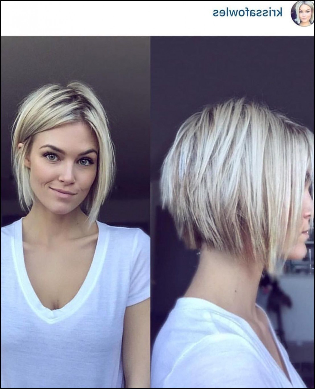 Pin on hair layered hairstyles short in front long in back