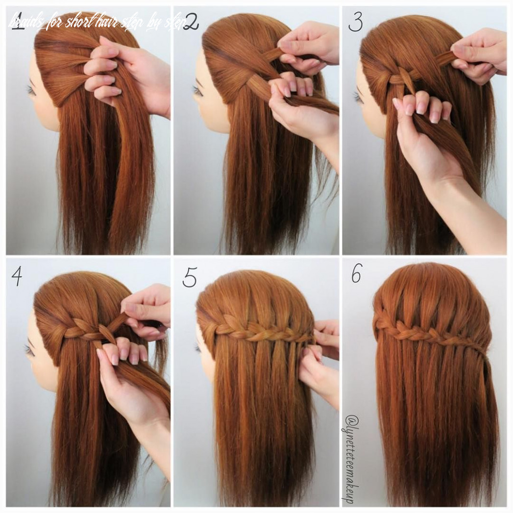12 Braids For Short Hair Step By Step   Undercut Hairstyle