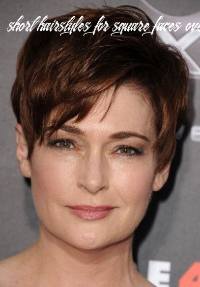 Pin on hair short hairstyles for square faces over 50
