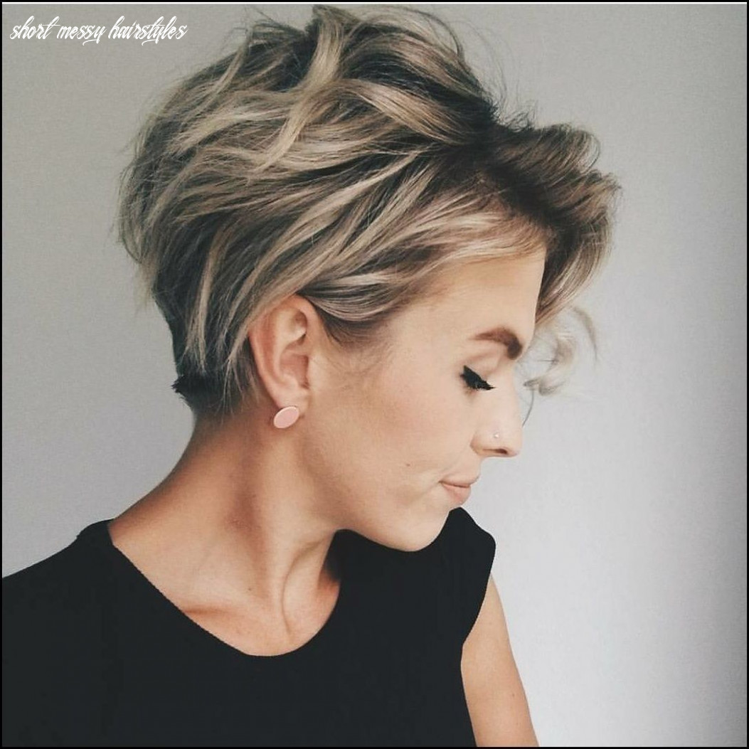 Pin on hair :) short messy hairstyles