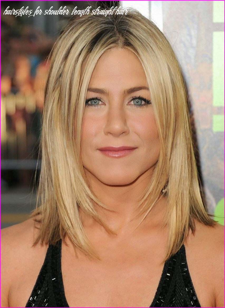 Pin on hair style hairstyles for shoulder length straight hair