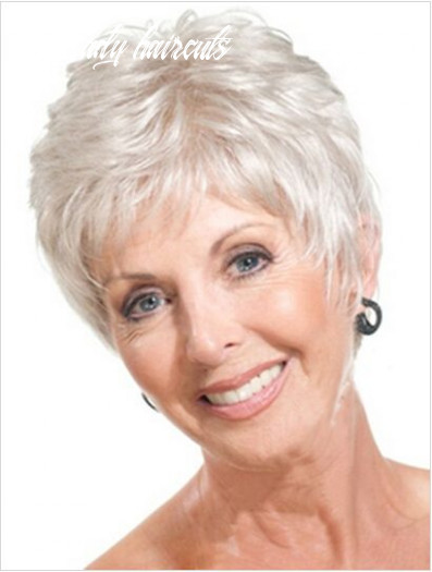 Pin on hair style old lady haircuts