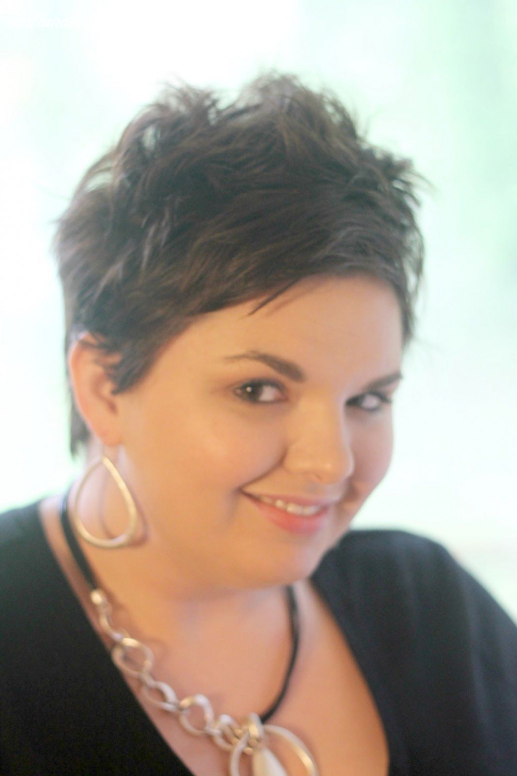 Pin on hair styles short haircuts for big women