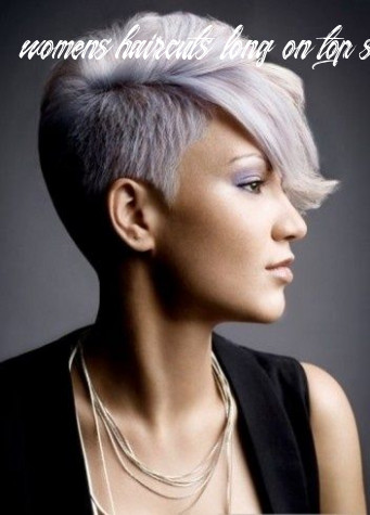 Pin on hair! womens haircuts long on top short back and sides