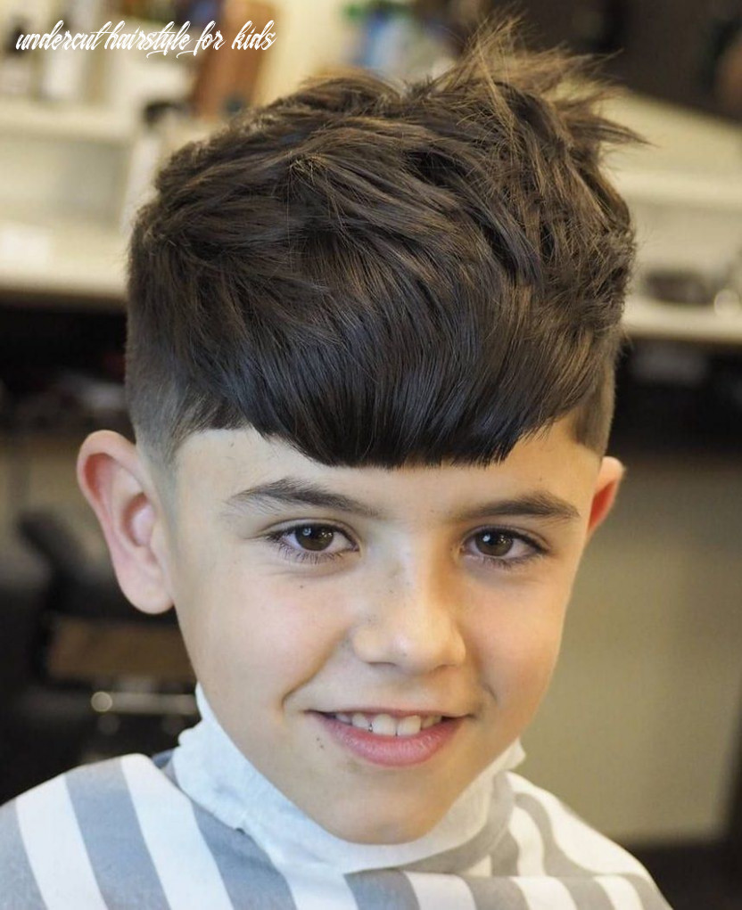 Pin on haircuts for boys 11 undercut hairstyle for kids