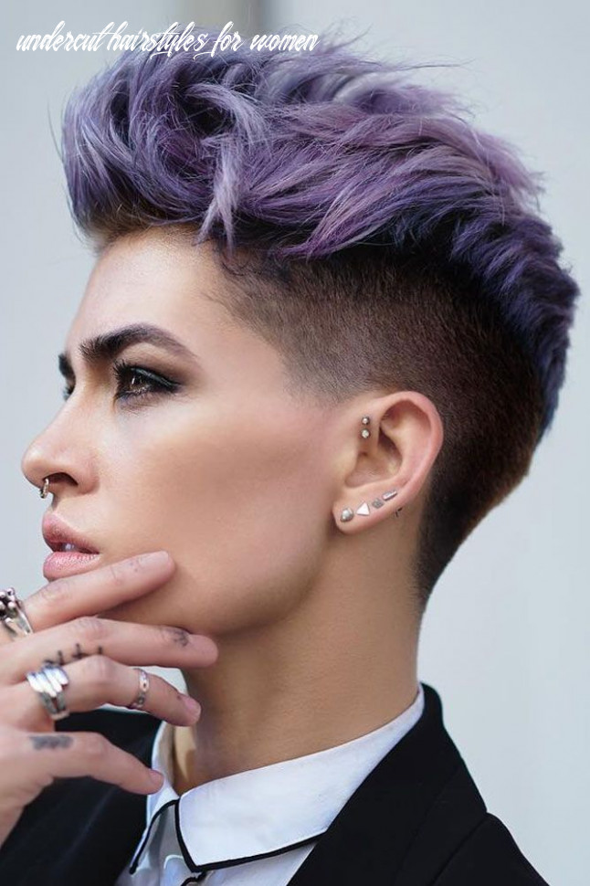 Pin on haircuts undercut hairstyles for women
