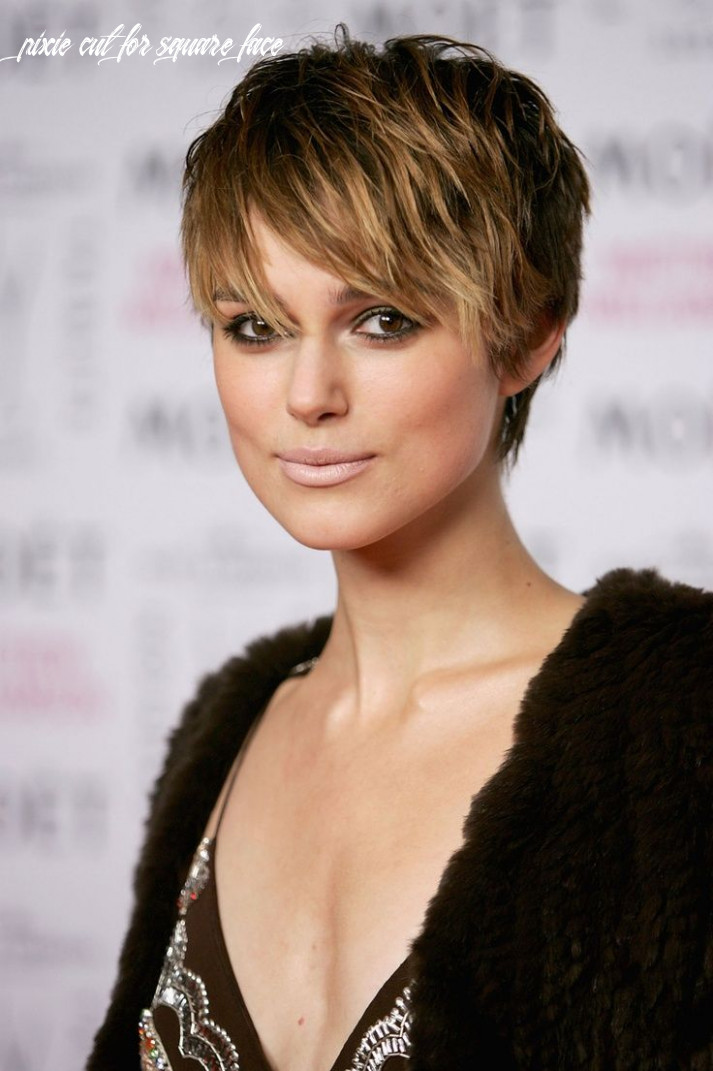 Pin on hairdos pixie cut for square face