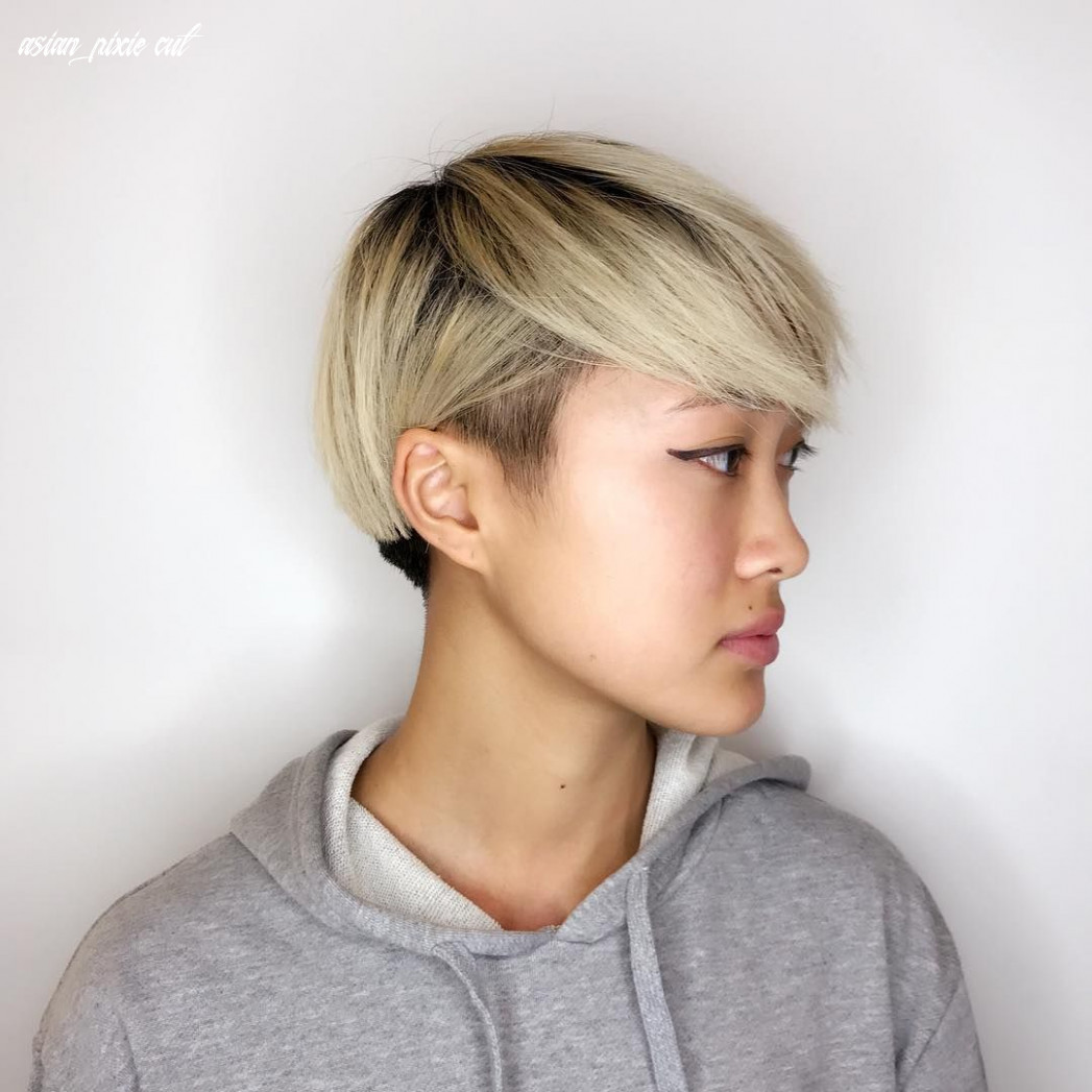 Pin on ✂hairspirations✂ asian pixie cut