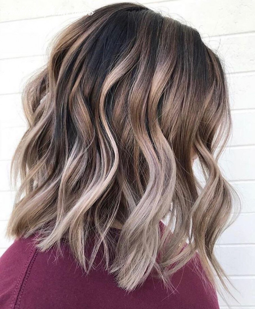 Pin on hairstyle color shoulder length hair colours