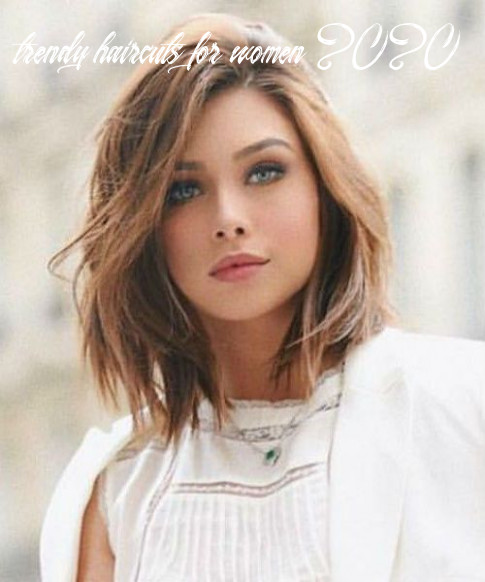Pin on hairstyles 9 trendy haircuts for women 2020