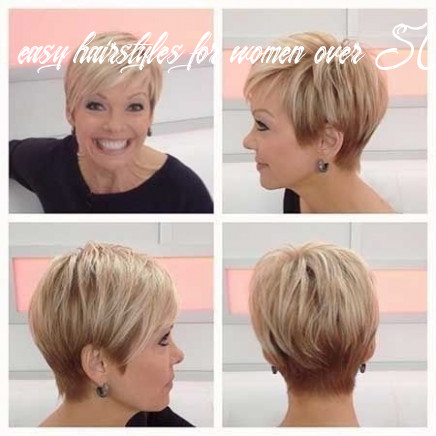 Pin on hairstyles easy hairstyles for women over 50