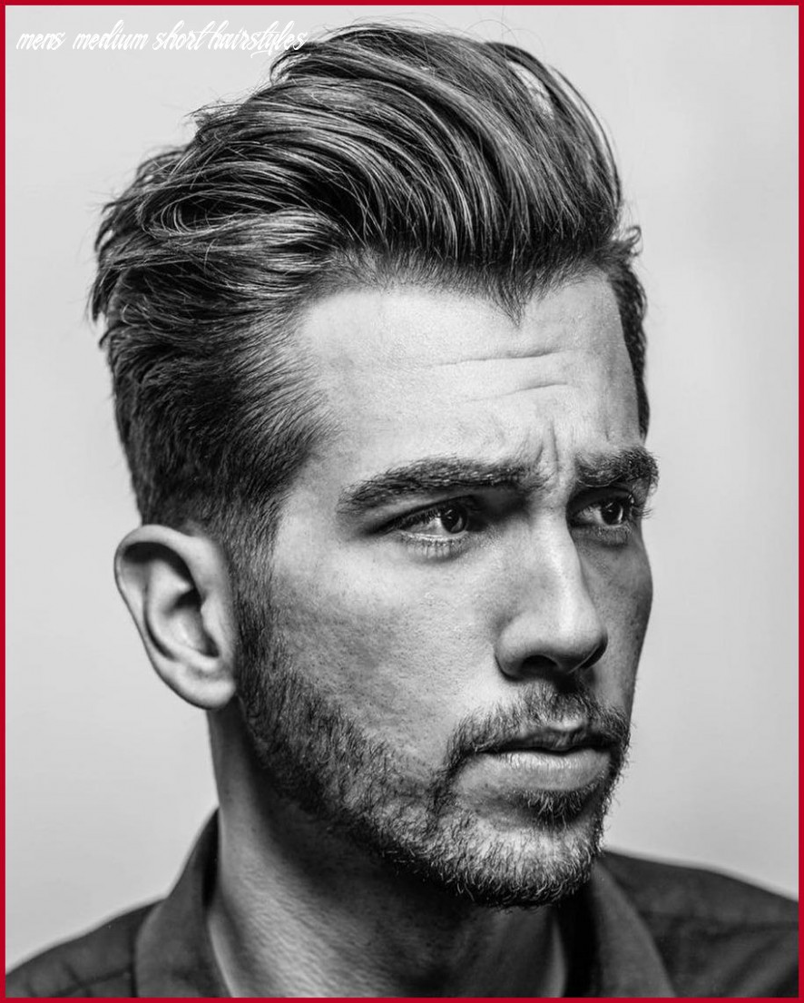 Pin on hairstyles for medium length hair mens medium short hairstyles