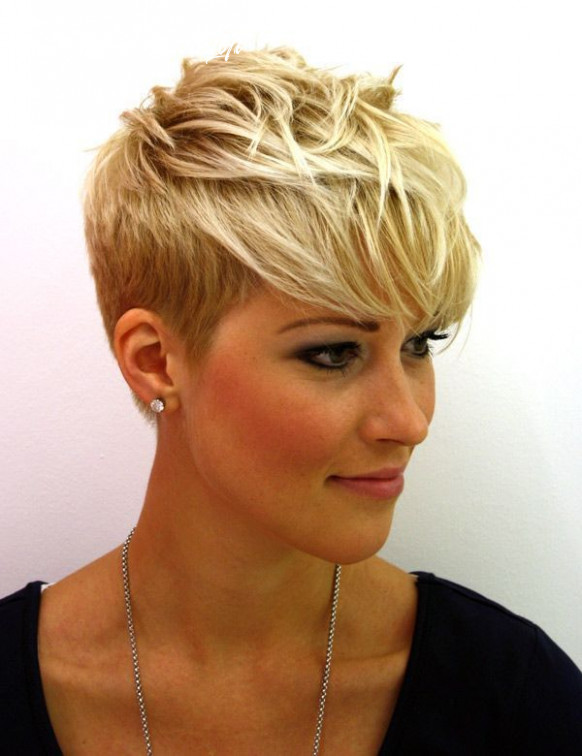 Pin on hairstyles pixie cut long on top