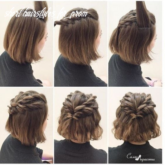 Pin on hairstyles short hairstyles for prom