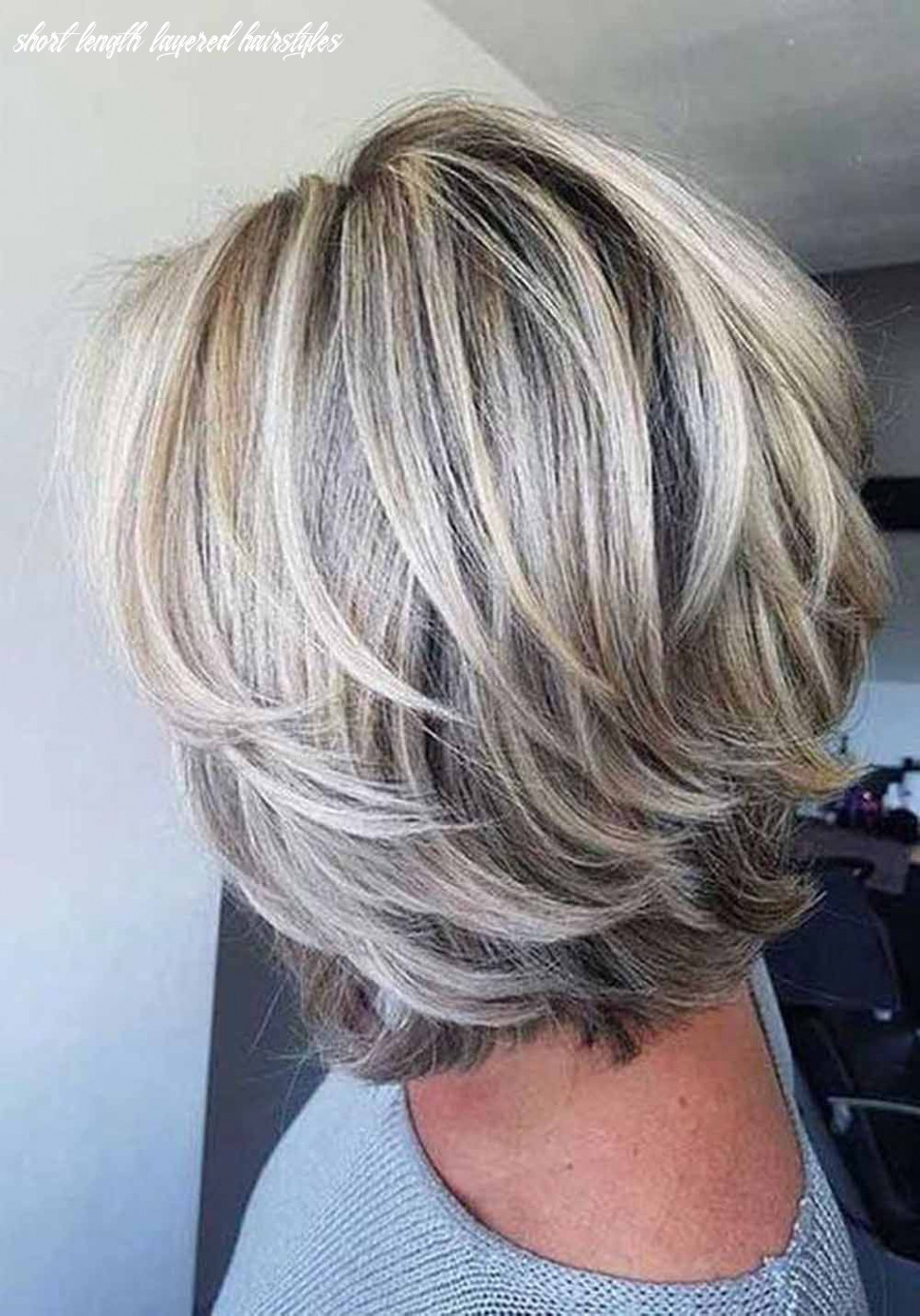 Pin on hairstyles short length layered hairstyles