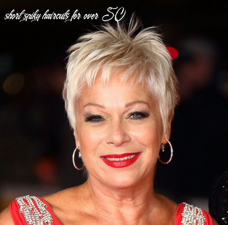 Pin on hairstyles short spiky haircuts for over 50