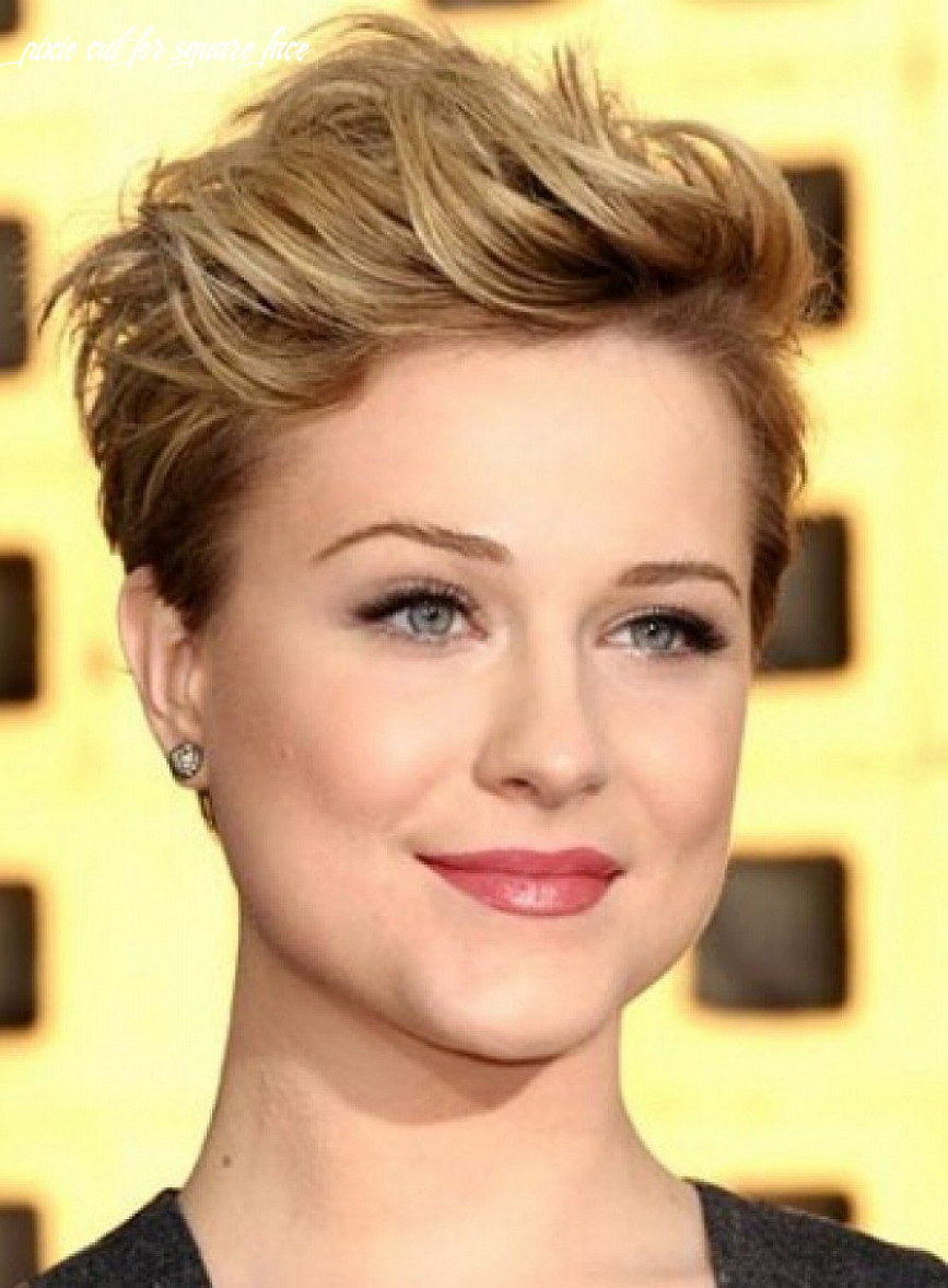 Pin on hairstyles to try pixie cut for square face