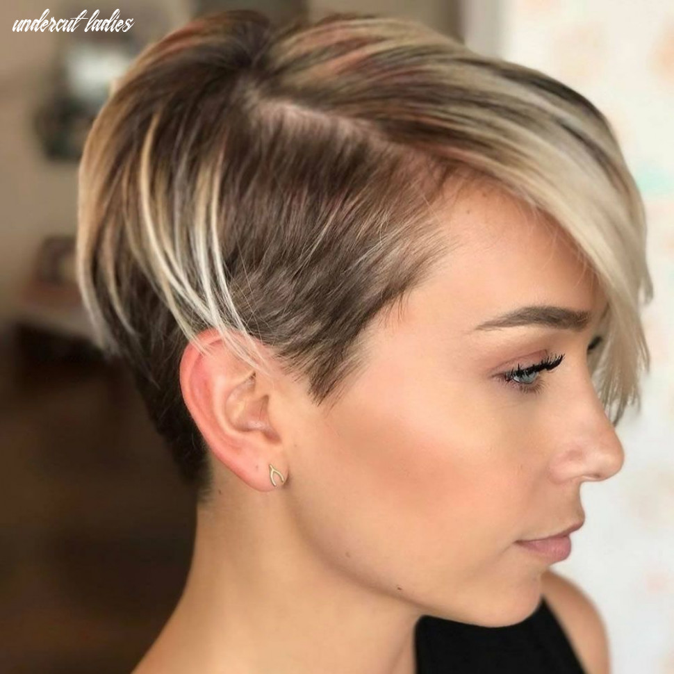 Pin on hairstyles undercut ladies