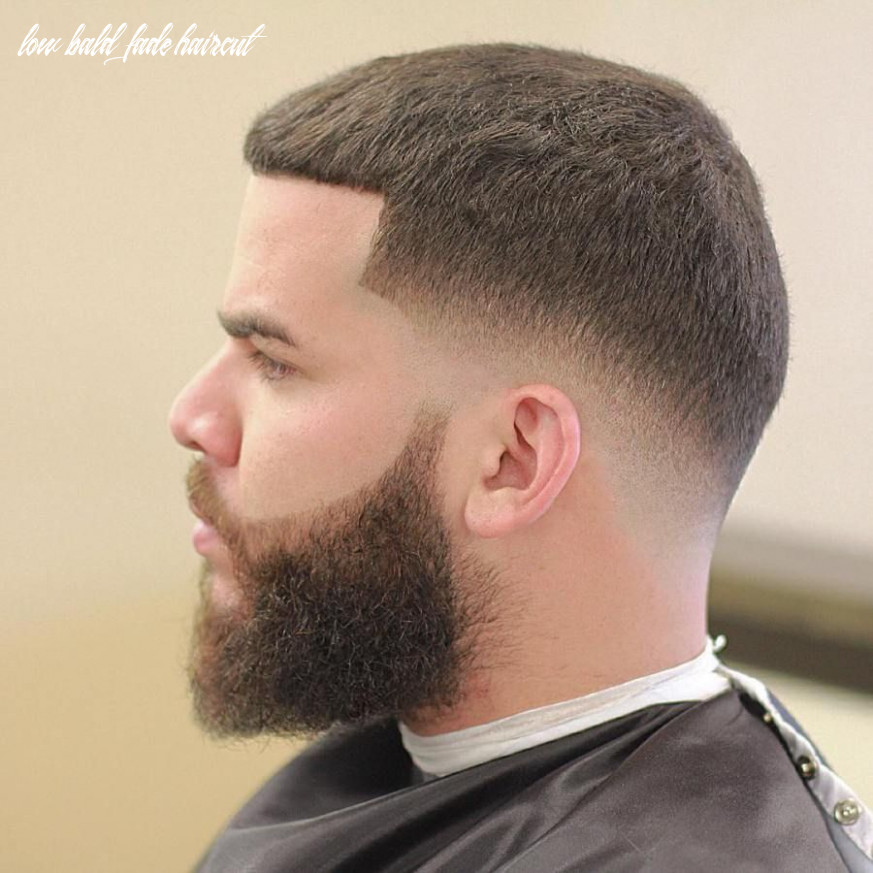 Pin on handsome devil low bald fade haircut