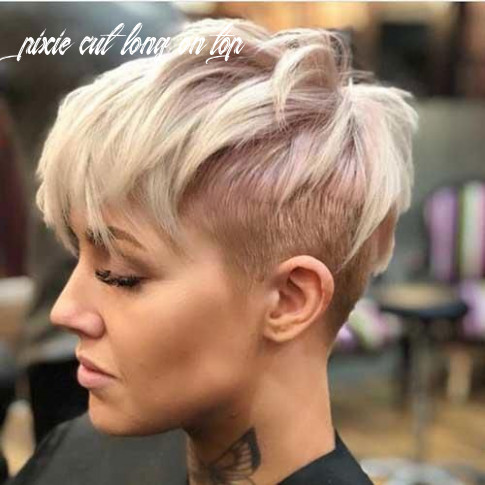 Pin on sexy,short hair styles pixie cut long on top