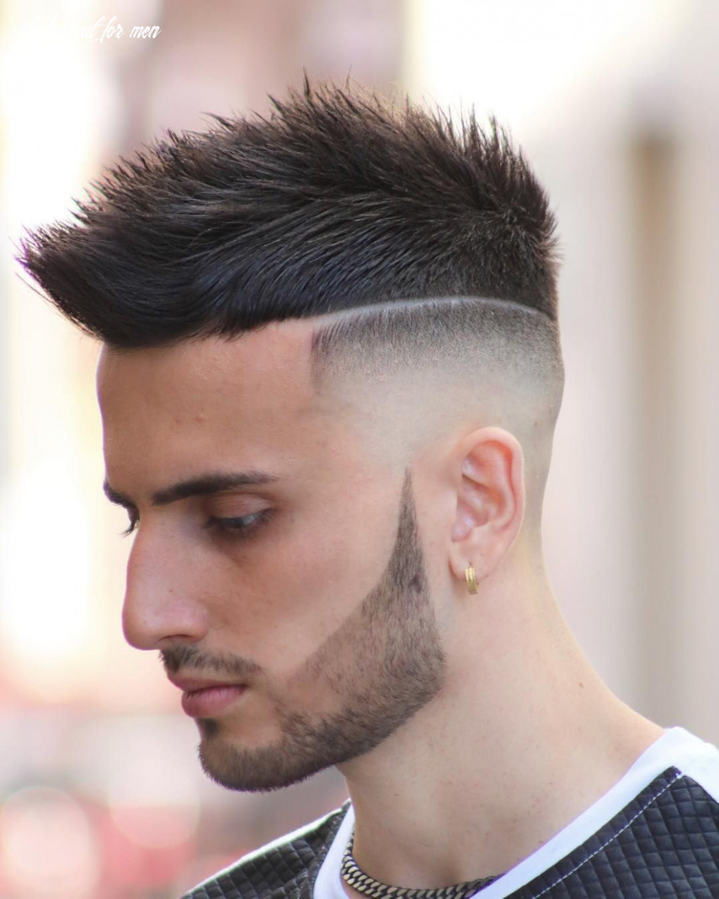 Pin on short hair side haircut for men