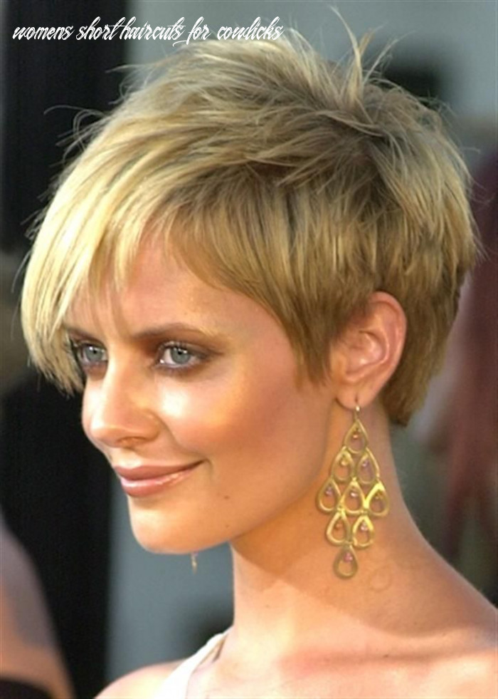 Pin on short haircuts for women over 10 womens short haircuts for cowlicks