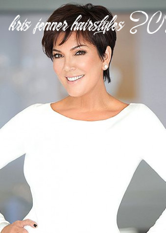 Pin on short hairstyle kris jenner hairstyles 2020