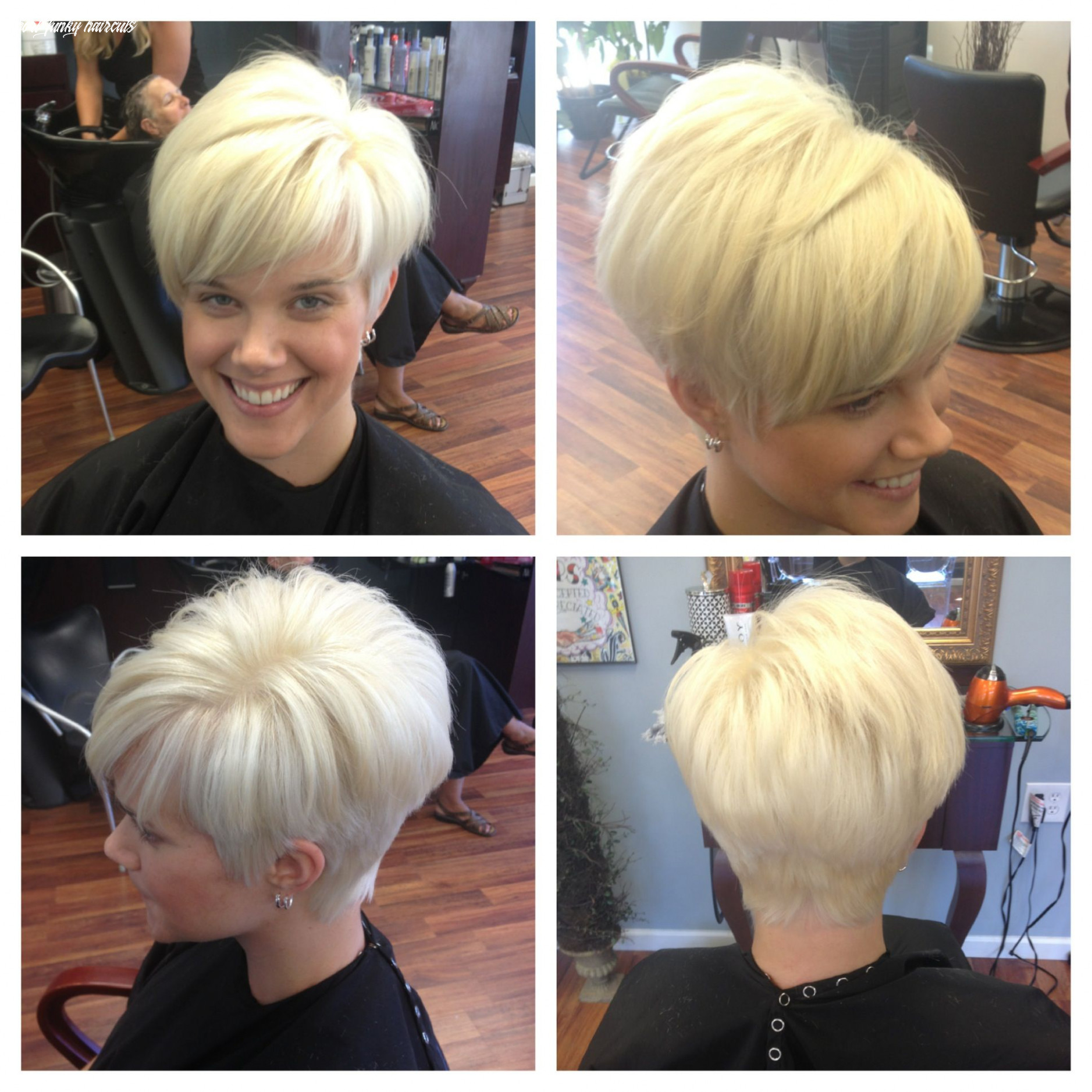 Pin on short hairstyles short funky haircuts