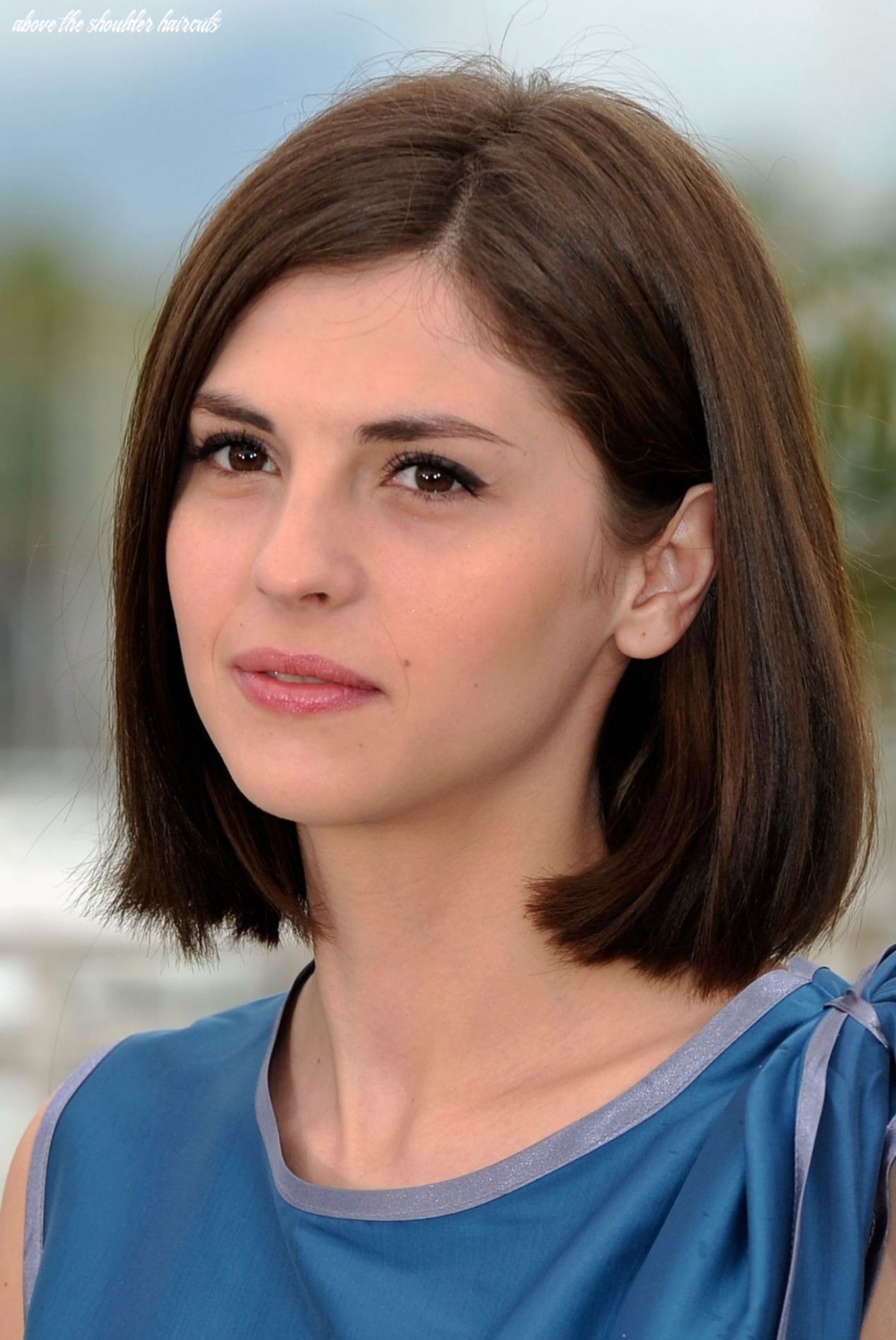 Pin on simply stylish above the shoulder haircuts
