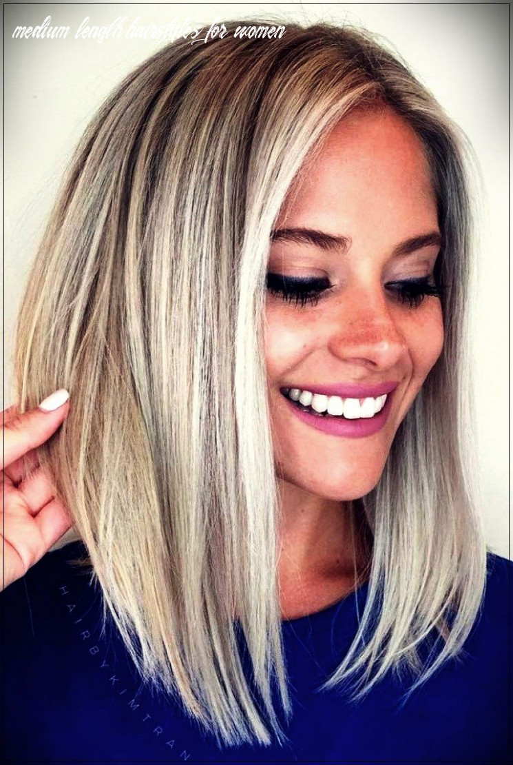 Pin on stuff i love medium length hairstyles for women