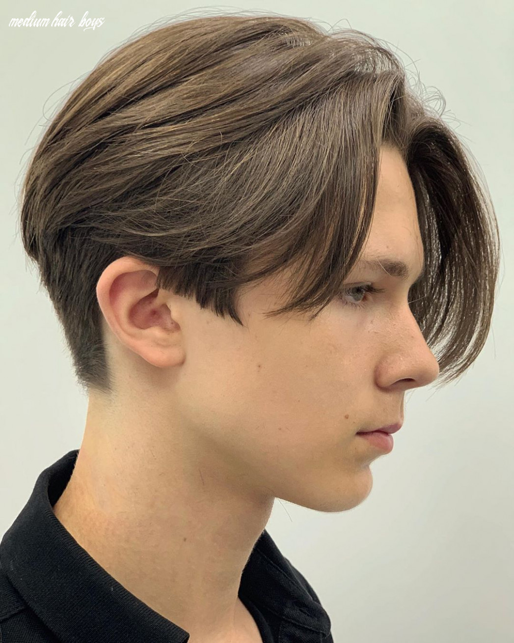 Pin on stylehairs medium hair boys