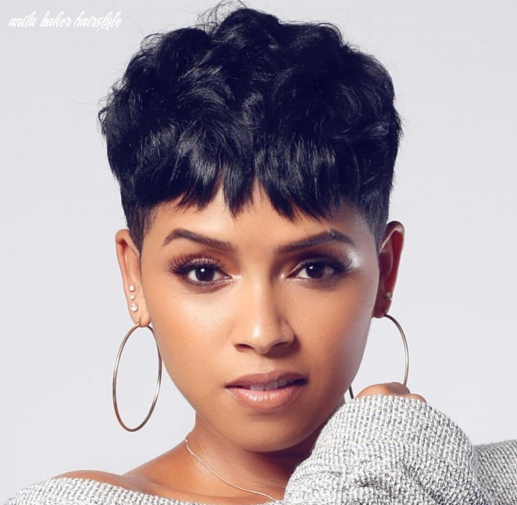 Pin on stylistic anita baker hairstyle