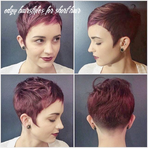 Pin on ucesy/hair edgy hairstyles for short hair